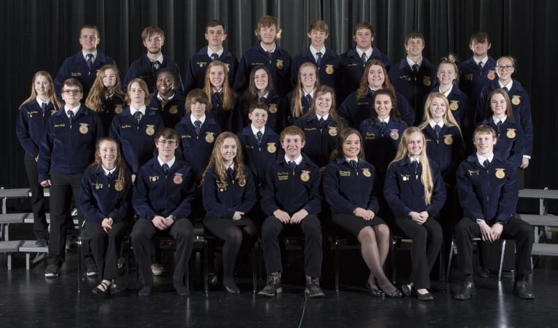 2018/2019 Wheatland High School FFA Chapter