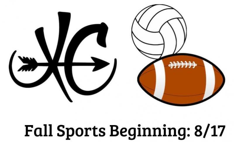 WMS Fall Sports Approaching
