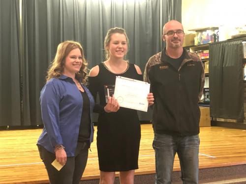 Student Award 1