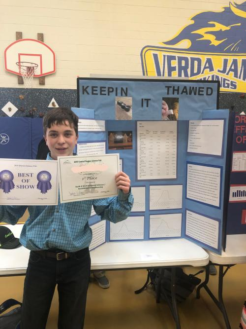 Student Award 8