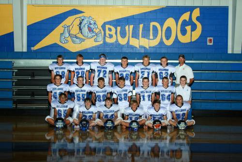 WMS 8th Grade Football