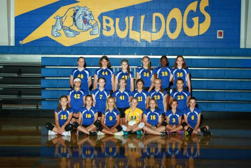 Successful Fall Sports Season at THE Wheatland Middle School