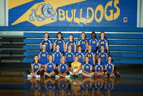 Successful Fall Sports Season at THE Wheatland Middle School