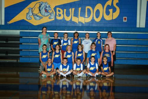 WMS Cross Country Team