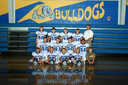 WMS 7th Grade Football Team