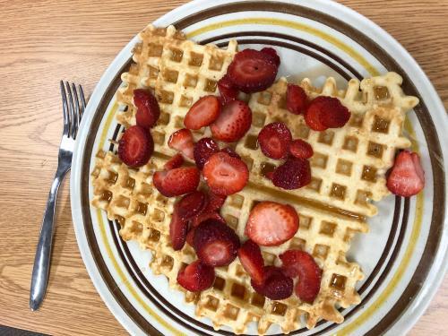 Student Waffles