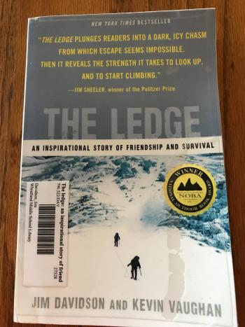 Book: The Ledge by Jim Davidson