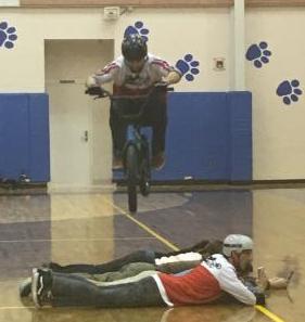 BMX Jumping Teachers