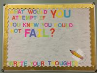 Students Answer: What Would You Attempt if You Knew You Could Not Fail?