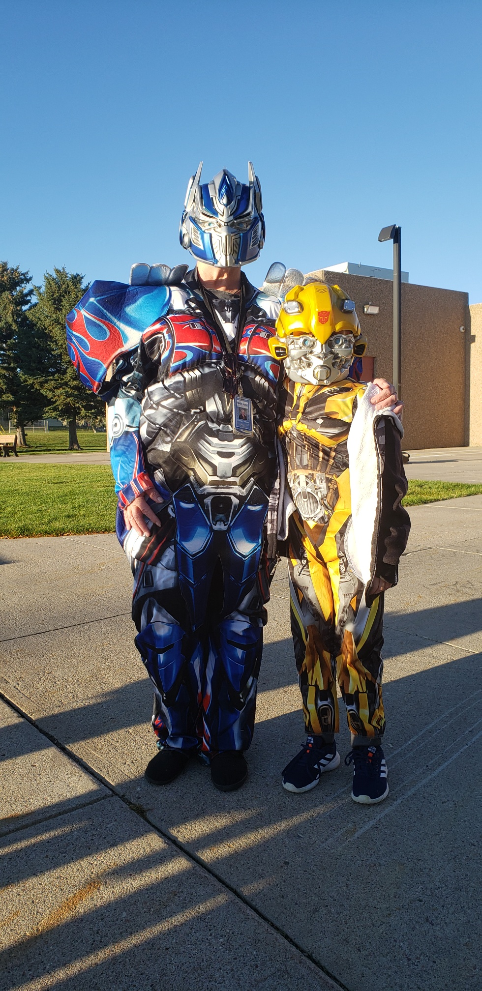 Super Hero Transformers 'Here to Save the Day'