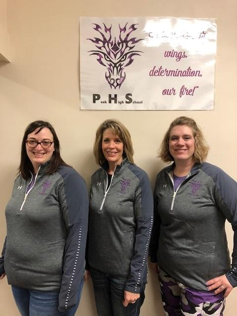 PHS staff