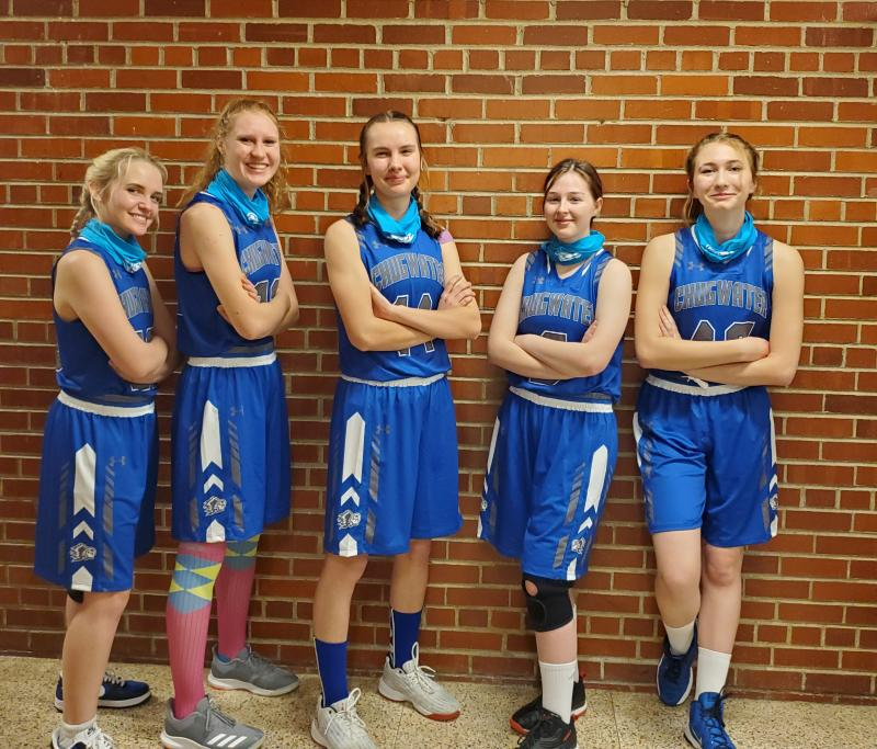 CHUGWATER GIRLS BASKETBALL