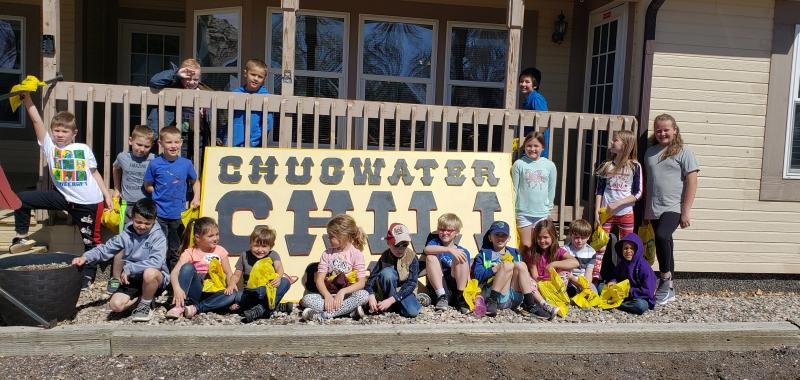 ELEMENTARY STUDENTS VISIT CHUGWATER BUSINESSES