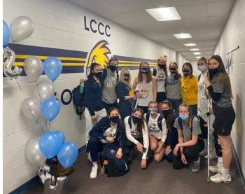 LCCC WOMEN'S BASKETBALL GAME