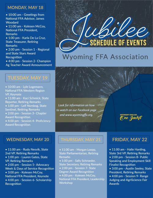 FFA Jubilee