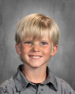 Ryker -student of the month