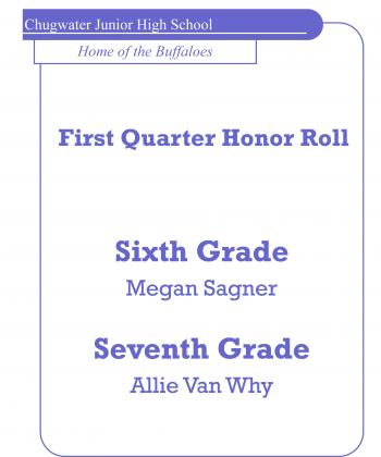 HONOR ROLL 10/17