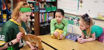 FFA literacy week