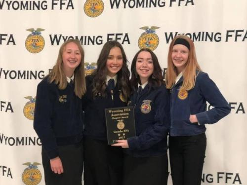 State FFA Wrap-up
