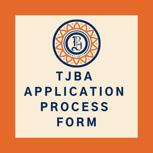 TJBA Application Process Icon