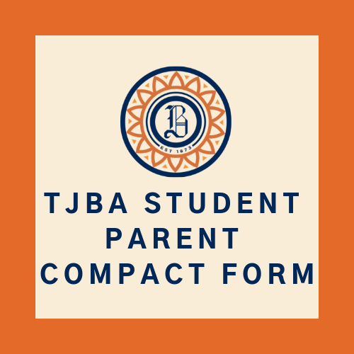 TJBA Student Parent Compact Form