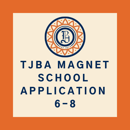 TJBA Magnet School Application 6-8 Icon