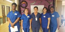 Certified Nurse Aide Students Start Skills-Based Portion of Class