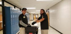 Blasting Germs Away at C-CISD