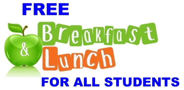 FREE Breakfast and Lunch For All