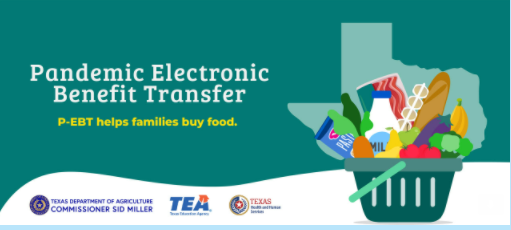 Pandemic Electronic Benefit Transfer for Eligible Children