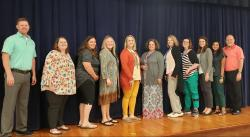 Meet Our New Elementary Teachers