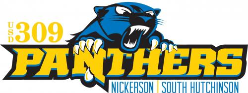 USD 309 Logo with Panther