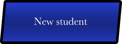 Button with words new student listed inside