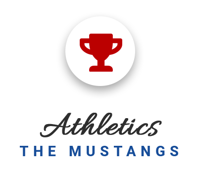 Athletics The Mustangs