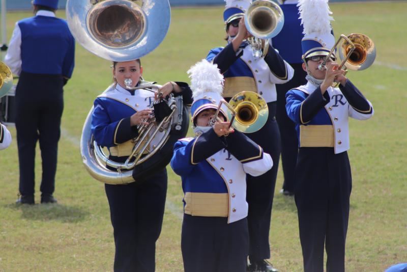 Raymondville Bearkat Band