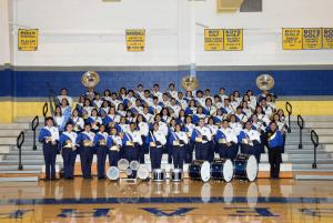 2019 - 2020 Raymondville Bearkat Band