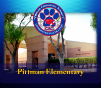 Landscape View facing Pittman Elementary School