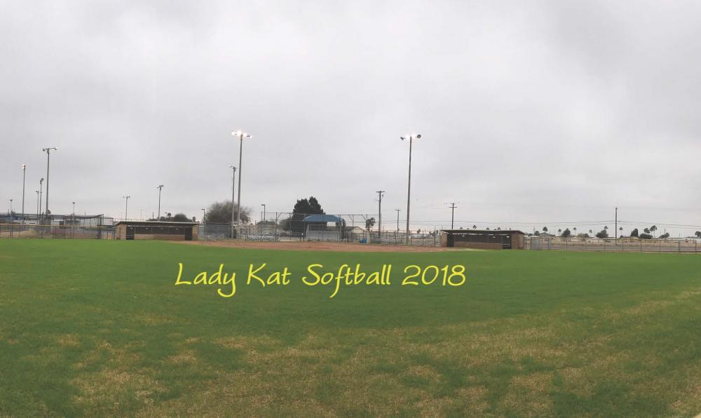 softball field 2018
