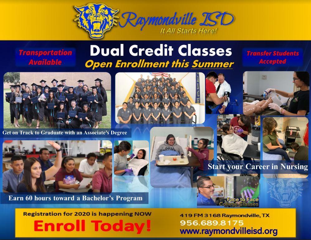 dual credit enrollment