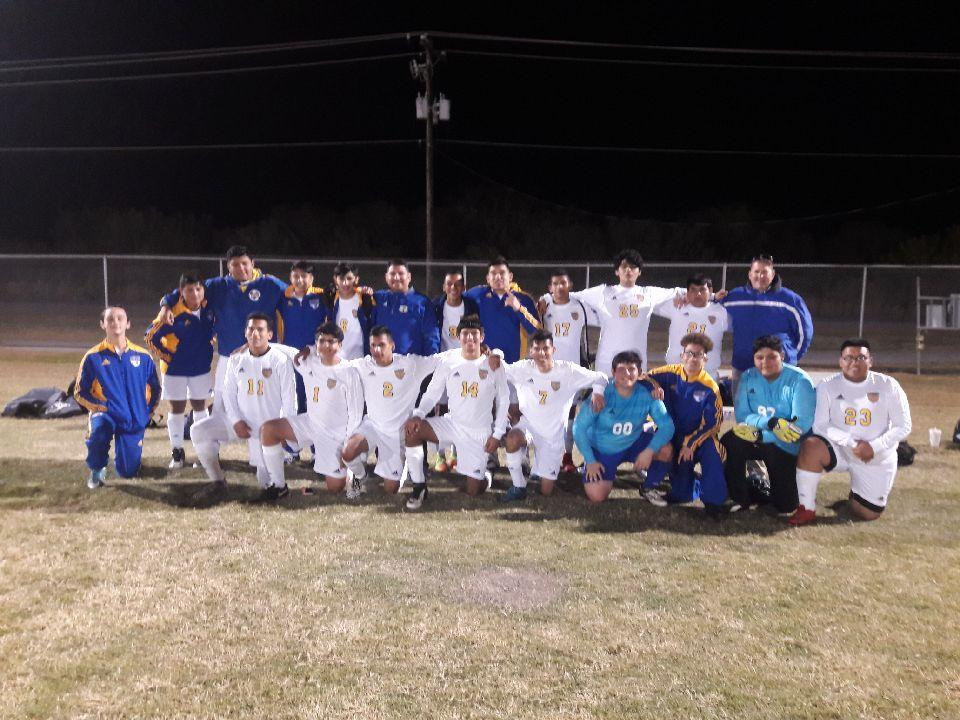 Boys soccer over st joe