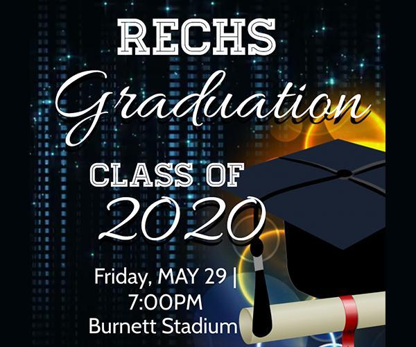RECHS Graduation
