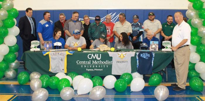 CMU signing