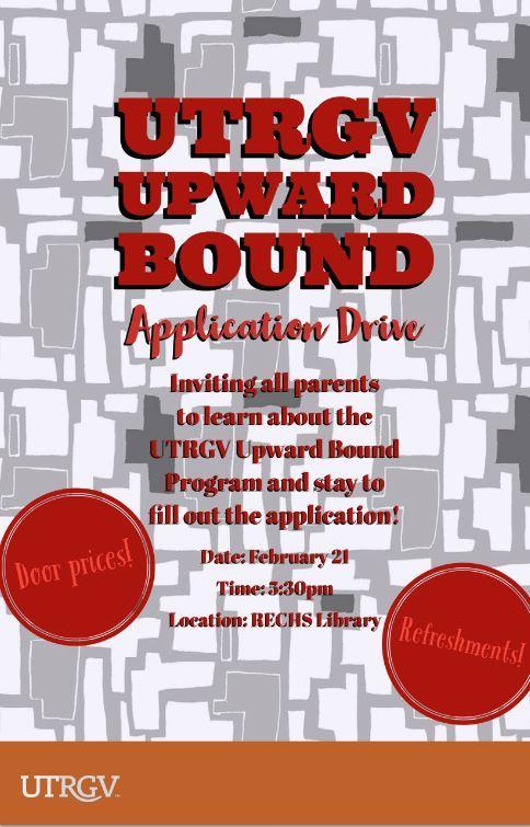 Upward Bound Recruitment