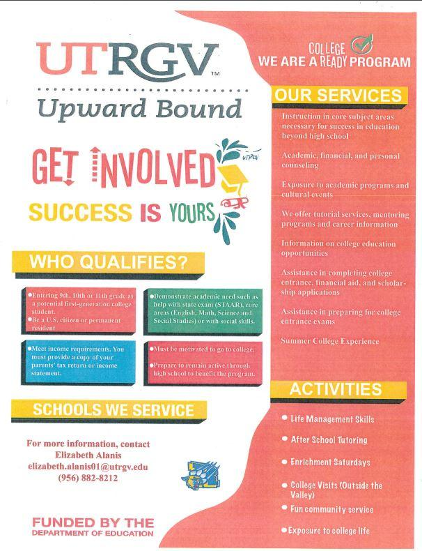 Description of Upward Bound Program