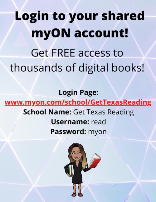Get Texas Reading