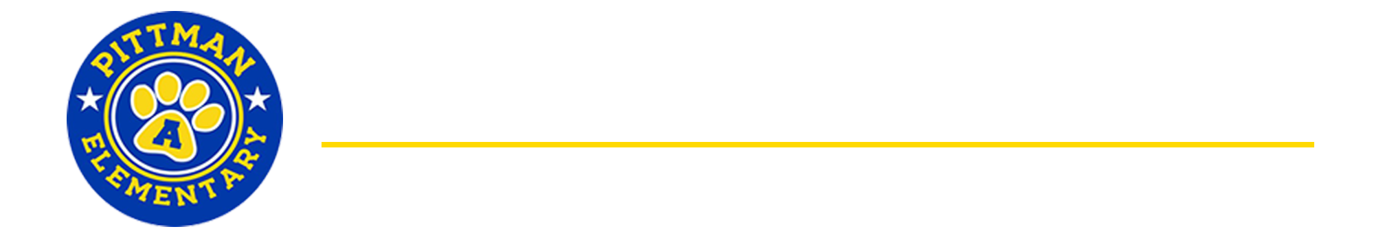 Pittman Elementary School Logo