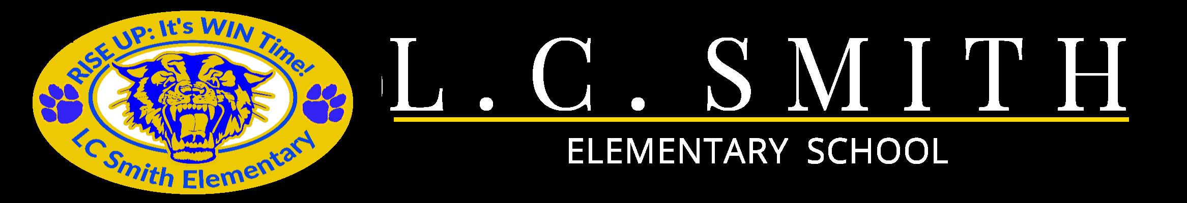 L.C. Smith Elementary School Logo