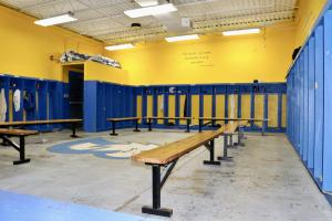Junior High Boys Locker Room