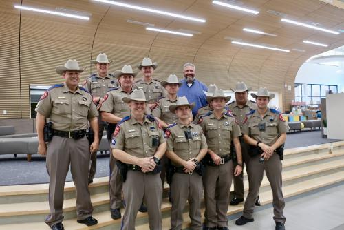 DPS Partners with Brock ISD