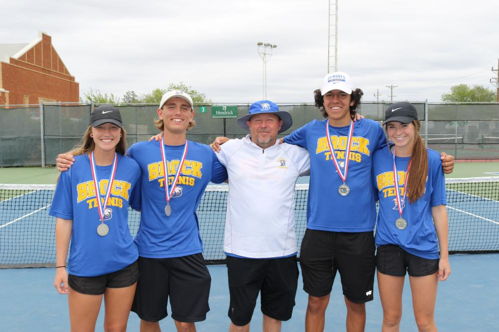Tennis State Qualifiers